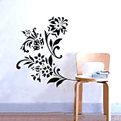 Flower Wall sticker (0752-sa008)