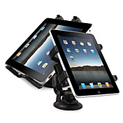 Universal Car Swivel Plastic Mount Holder for iPad, GPS and Netbook/DV
