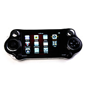 4.3 Inch 100 Games MP4 Player with Digital Camera (8GB, White/Black)