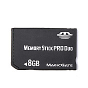 8GB Memory Stick PRO Duo Memory Card