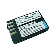 Replacement Digital Camera Battery DLI109 for Pentax K-R K-2 (7.2V 1050mAh)