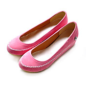 Suede Upper Low Heel Closed Toe With Rivet Casual/ Honeymoon Shoes.More Colors Available