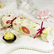 Refined Candy Wrapper Style Favor Box (Set of 12)