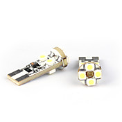 auto T10 W5W 8 SMD witte high power LED-licht
