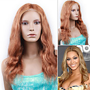 Beonce's Fashionable Style Full Lace Natural Wave 16&quot; Indian Remy Hair - 26 Colors To Choose