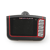 FM Car 1.8&quot; LCD Car MP4 Player With FM Modulator &amp; Remote Control, Black
