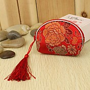 Chinese Style Money Pouch With Tassel (Set of 12)