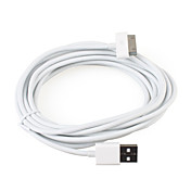 Sync &amp; Auflade Kabel fr iPad / iPad 2/iPhone/iPod (3m)