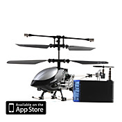 i-Helicptero com Controlo Giro para iPhone/iPad/iPod