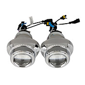 H4 HID Kit (2.8 inch projector lens, blue)