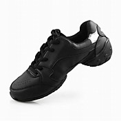 Real Leather Upper Dance Shoes Dance Sneaker for Adult