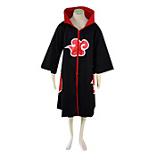 Cosplay Cloak Inspired by Naruto Akatsuki