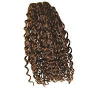 "100% Human Remy Hair 20"" Curly Hair Extension"