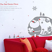 Christmas Decoration Wall Stickers