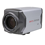 480TVL 27X Optical Zoom Camera With 1/4&quot; SONY CCD + IR Infrared Function