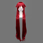 Cosplay Wig Inspired by Black Butler Grell Sutcliffe