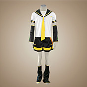 Cosplay Costume Inspired by Vocaloid Len