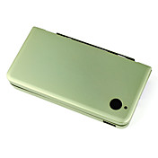 Aluminum Protective Case for Nintendo DSi LL and XL (Green)