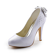 DENTON - Stiletto para Casamento em Cetim