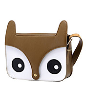 Lady's Fox Face Mini/Shoulder Bag