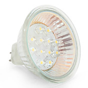 mr16 1w branco quente luz da lmpada LED Spot (110v)