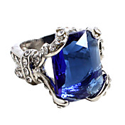 Cosplay Ring Inspired by Black Butler Phantomhive Family Sapphire