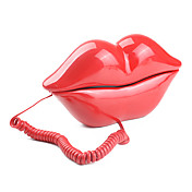Hot Red Lips Telephone (Red)