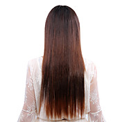 22 tommer clip-in hair extensions