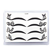 Fashion Eyeliner Sticker 4 Pairs