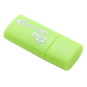Mini MicroSD USB 2.0 Memory Card Reader (Random Color)