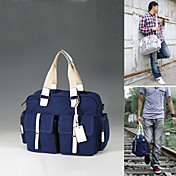 Men's Canvas Portable/Shoulder/Crossbody Bag(45cm*10cm*30cm)
