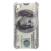 US Dollar Style Case for iPhone 3G 3GS (Green)