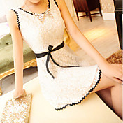 Attractive Lady Party Dress