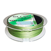 Super PE Braided Line 100/300/600m (Green)
