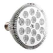E27 PAR46 15W 1200-1300LM 6000-6500K Natural White LED Spot Bulb (85-265V)