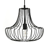 60W Artistic Iron Pendant Light Coop Design