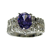 Classic Royal Cubic Zirconia Fashion Ring(More Colors)