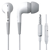 Kanen Superior Sound In-Ear Earphone with Mic and Remote Designed for iPhone