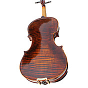 Yinyi - (HYF-02) High-Grade Archaize 1-Piece Flame Maple Violin Outfit (Multi-Size)