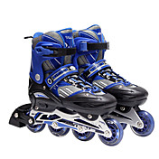 PVC Leather PU Wearproof Rollerblades Skates Skate Shoes