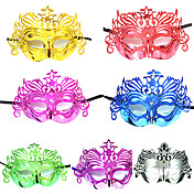 Party Masquerade Glitter fancy dress mask Woman Halloween Costume(1 Pieces)