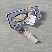 Seashell Bottle Opener Favor