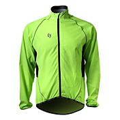 SPAKCT-100% 20D Polyamide Long-Sleeve Cycling Wind Jacket