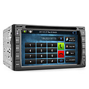 Android 6.2 Inch Car DVD Player with GPS,ISDB-T,Wifi,and 3G Internet Access
