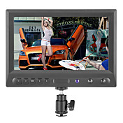 "8 ""High Brightness Camera-Top Field HD monitor met HDMI-ingang"