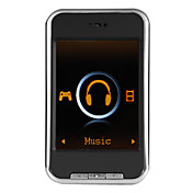 Hot Sale 2.8 Inch Touch Screen  MP5 Player FM /Voice Recorder 4GB