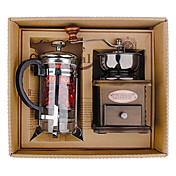Coffee Gift Boxed Series (Moka Pot y Sifn, Grinder, Copas)