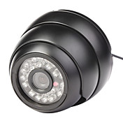 CCTV 600TVL CMOS Indoor/Outdoor IR Vandal Resistant Dome Security Camera