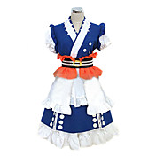 Cosplay Costume Inspired by Touhou Project Phantasmagoria of Flower View Komachi Onozuka
