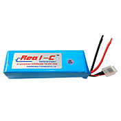 Real-C High Rate 3300mAh 14.8V 4S 30C Li-Polymer Battery